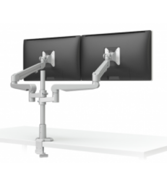 "Evolve Dual Monitor Arm (30"" Deep Desks)"
