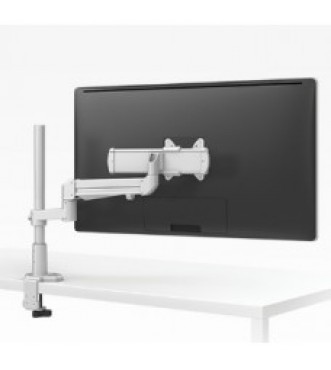 "Evolve Single Monitor Arm  (24"" Deep Desks)"
