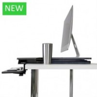 WorkFit-TX Standing Desk Converter (Black)