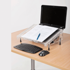 Microdesk Clear Acrylic Document Writing Platform