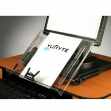 VuRyte Vision Vu Document Holder & Monitor Riser 14in.