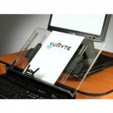 VuRyte Vision Vu Document Holder & Monitor Riser 18in.