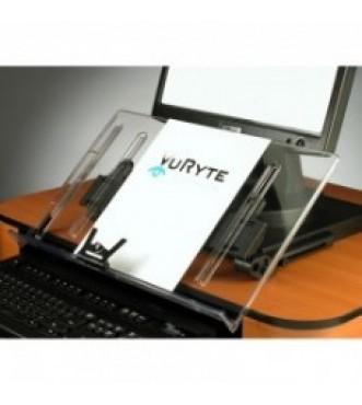 VuRyte Vision Vu Document Holder & Monitor Riser 18in.