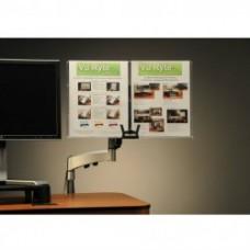 VuRyte Easel Document Holder 18in. - VESA Mounts to Monitor Arm