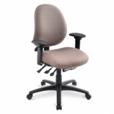geoCentric Mid-Back Multi-Tilt Task Chair