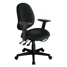 Saffron R Mid-Back Multi-Tilt Task Chair