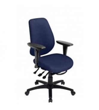 Saffron R Tall Back Multi-Tilt Task Chair
