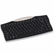 Evoluent Essentials Wireless Full Featured Compact Keyboard