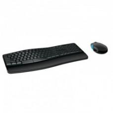 Microsoft® Wireless Sculpt Comfort Desktop Keyboard & Mouse