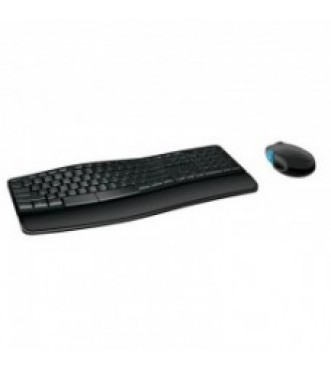 Microsoft® Wireless Sculpt Comfort Desktop Keyboard & Mouse