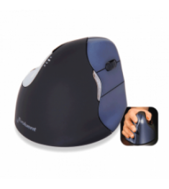 Evoluent Vertical Mouse 4 - Right Hand Wireless
