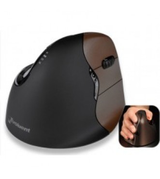 Evoluent Vertical Mouse 4 - Right Hand Wireless Small