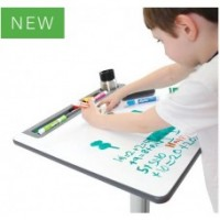 LearnFit Whiteboard Sit-Stand Desk