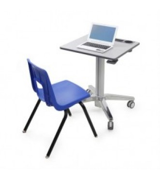 LearnFit Sit-Stand Desk, Short