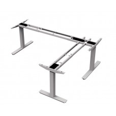 upCentric Height Adjustable Table Base (L-Shape)