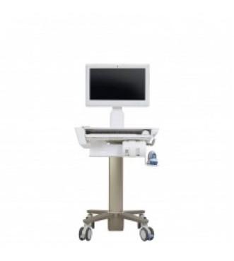 CareFit Slim LCD Cart, 1 Drawer (1x1)