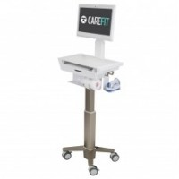 CareFit Slim LCD Cart