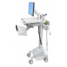 StyleView® Cart with LCD Arm, LiFe Powered