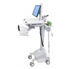 StyleView® Cart with LCD Pivot, LiFe Powered