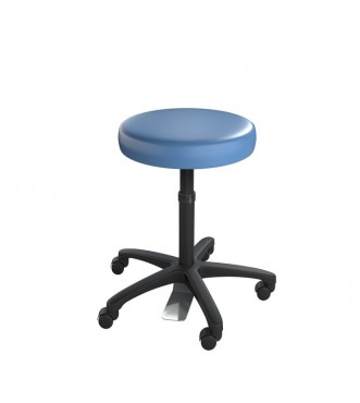Ultimate Medical Stool Black Finish