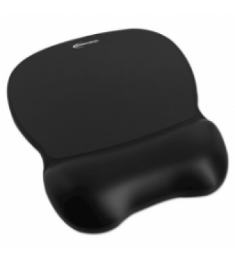 Softskin Gel Mouse Wrist Rest With Mouse Pad