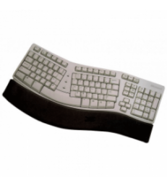 Softworqs Gel Wrist Rest for Ergonomic Keyboard